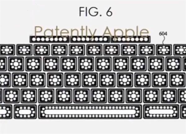 苹果为拟真触感虚拟键盘申请专利,未来或将用于 iPad