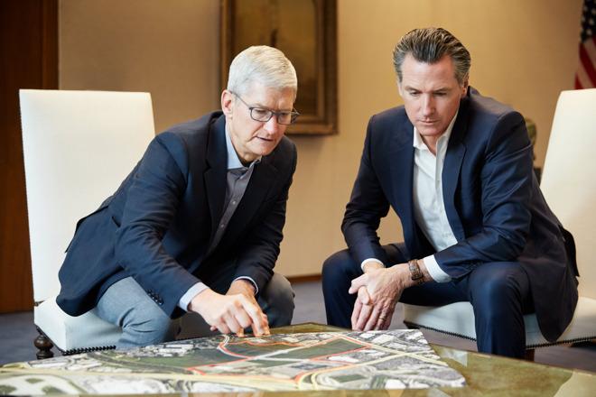 Apple 将斥资 25 亿美元解决加州住房短缺问题