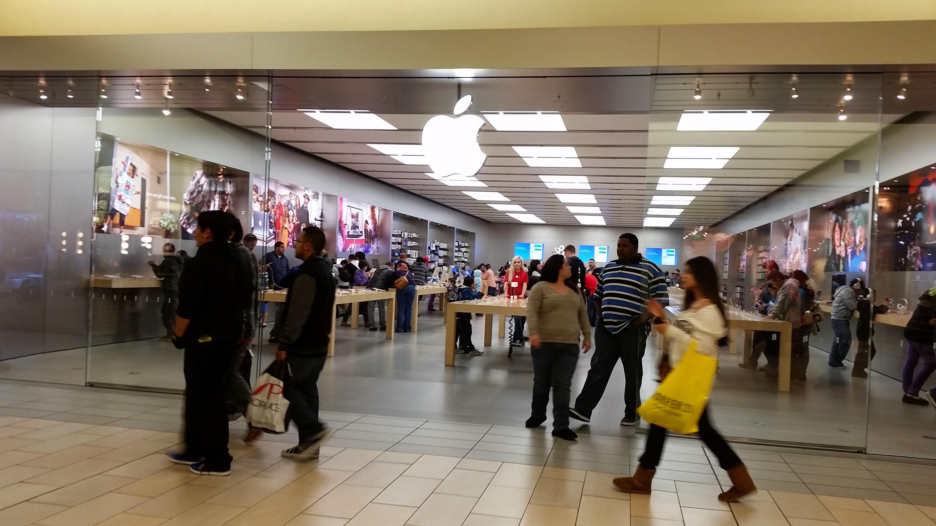 美国地区 Apple Store 员工窃取用户照片后被开除