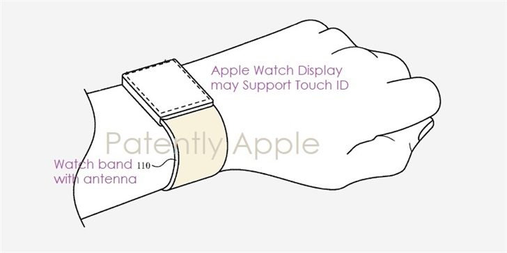 Apple Watch 或抢先搭载屏下指纹