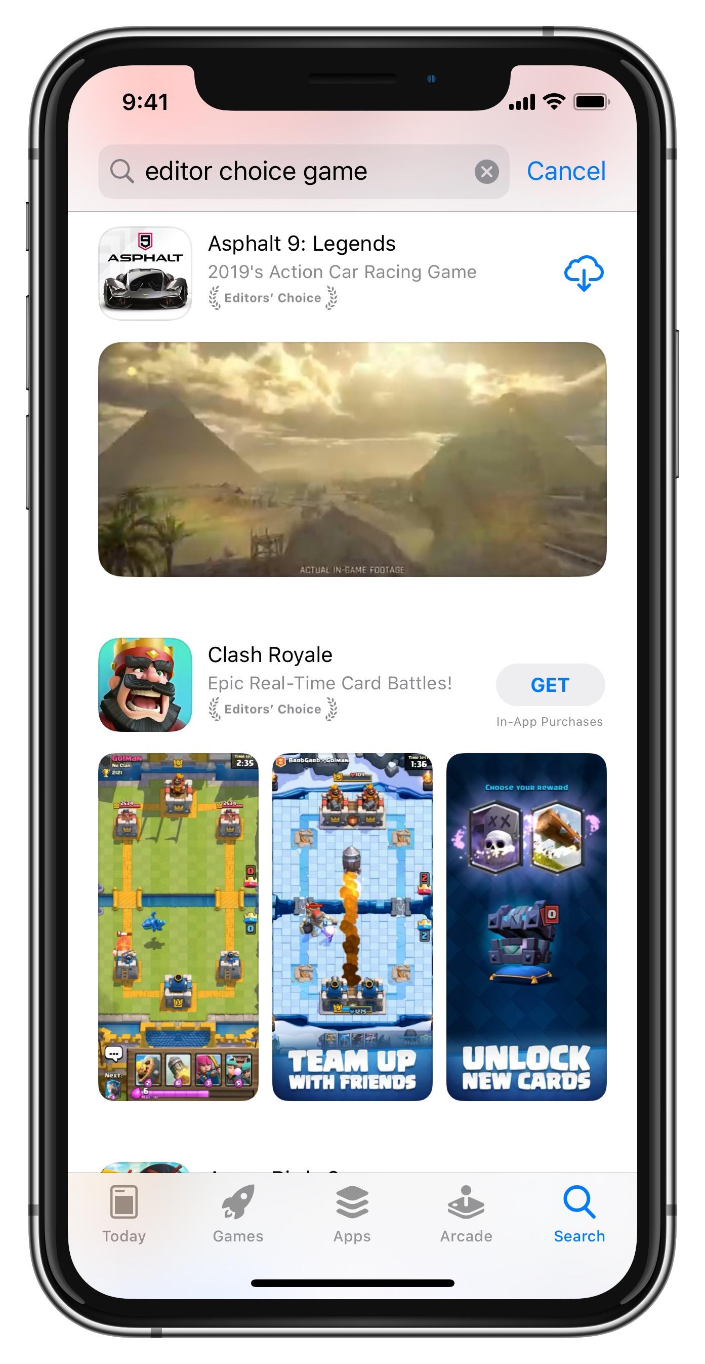 iOS 13 实用小技巧 | 如何在 App Store 搜索「编辑选荐」优质应用?