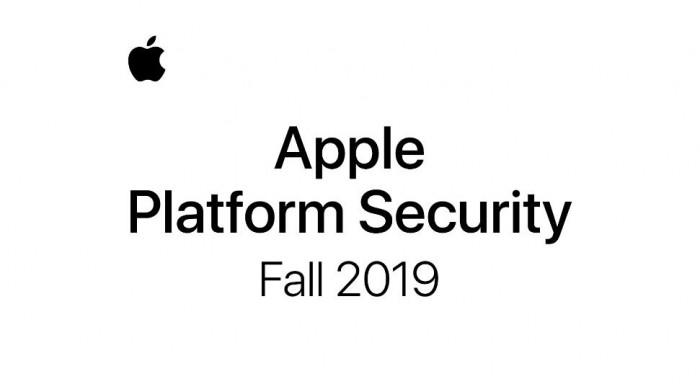 苹果发布《2019 年秋季平台安全指南》:概述是如何确保用户安全的