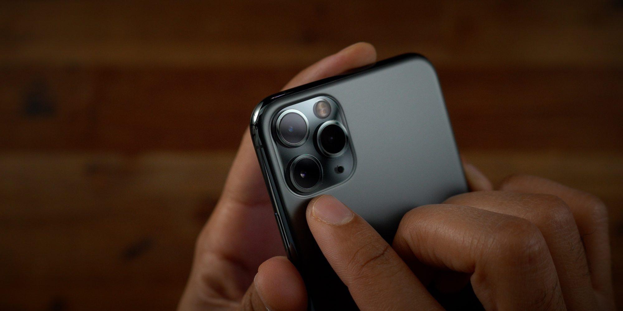 据悉 2020 iPhone 支持传感器位移式防抖
