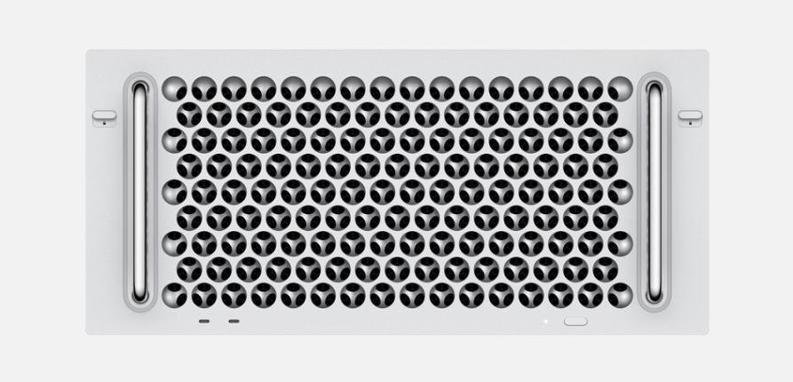 机架式 Mac Pro 正式开售!6,499 美元起售