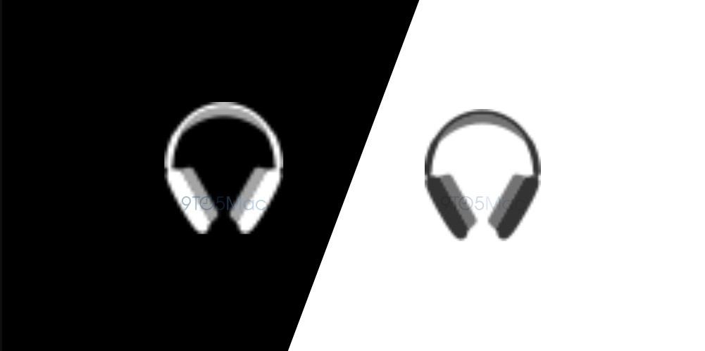 iOS 14 代码图标首次曝光 Apple 高端头戴式耳机