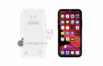 iPhone 12 Pro SIM卡安装教程曝光,暗示新款设备将取消刘海