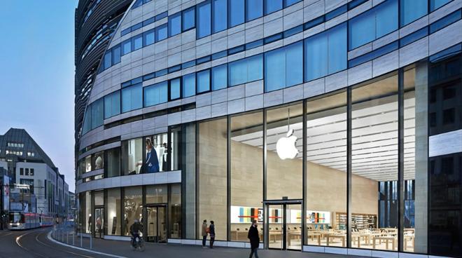 苹果将于 5 月 11 日在德国重开 Apple Store