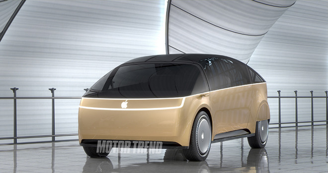 摩根士利丹:苹果将向 Apple Car 项目投入大量研发资金