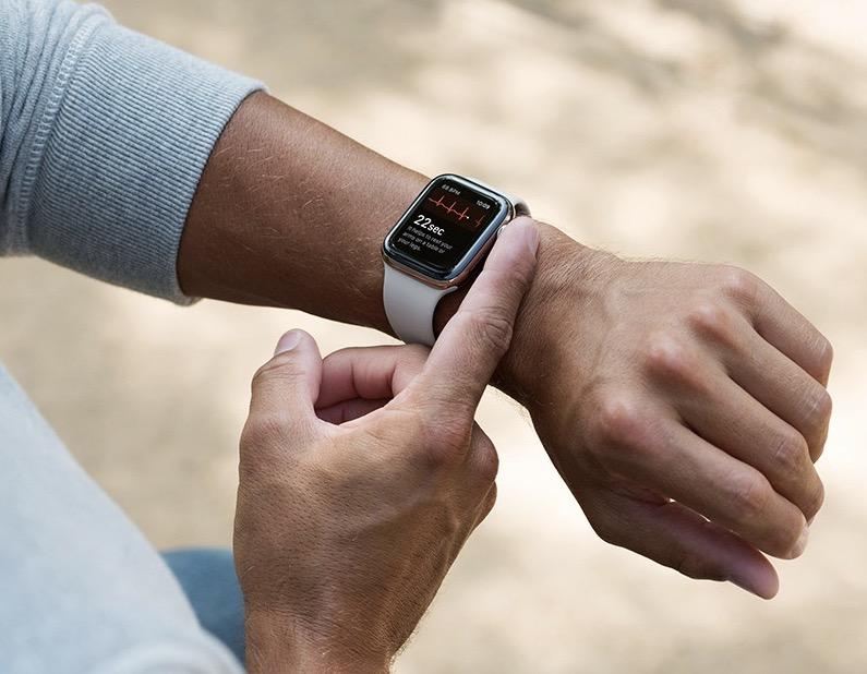 Apple Watch ECG 心电图即将登陆日本和巴西