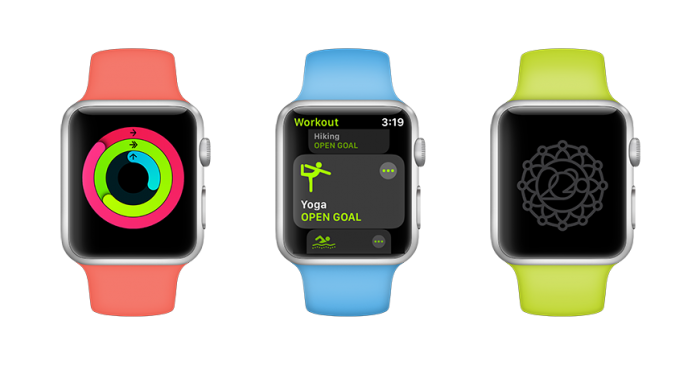 苹果为国际瑜伽日推新活动挑战徽章