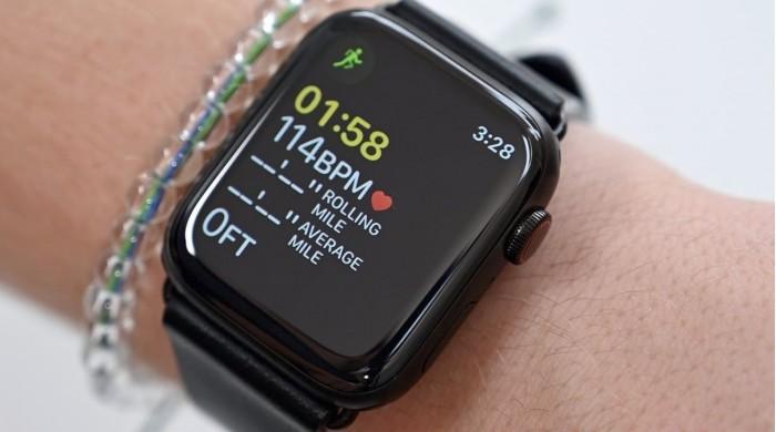 静脉扫描可帮助未来的 Apple Watch 检测非触摸手势