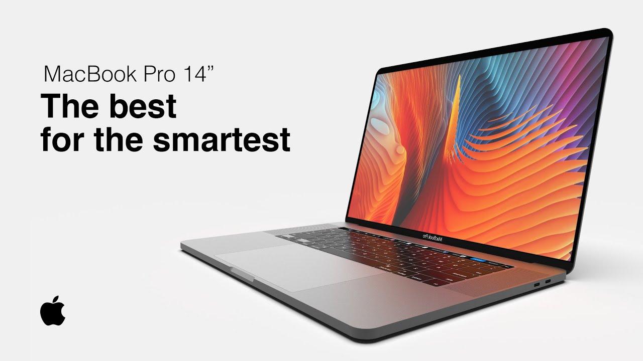 全新 14'' MacBook Pro 明年发布: 搭载 Mini-LED 屏幕与苹果自研芯片