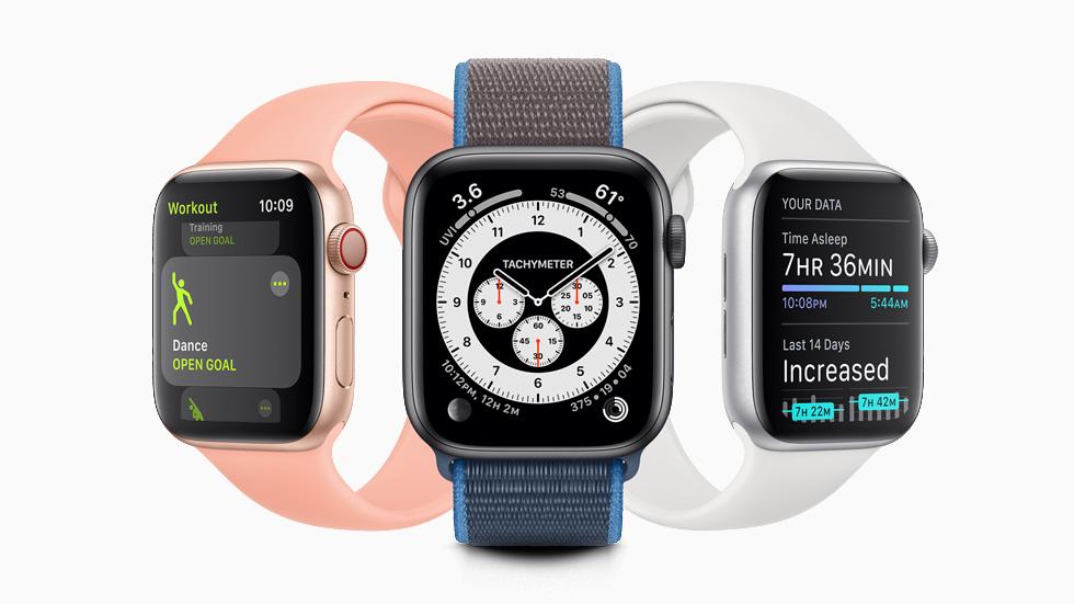 Apple 发布 watchOS 7 首个公测版