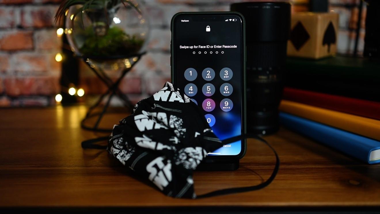 纽约 MTA 要求苹果准许用户在不摘下口罩时可通过 Face ID 解锁设备