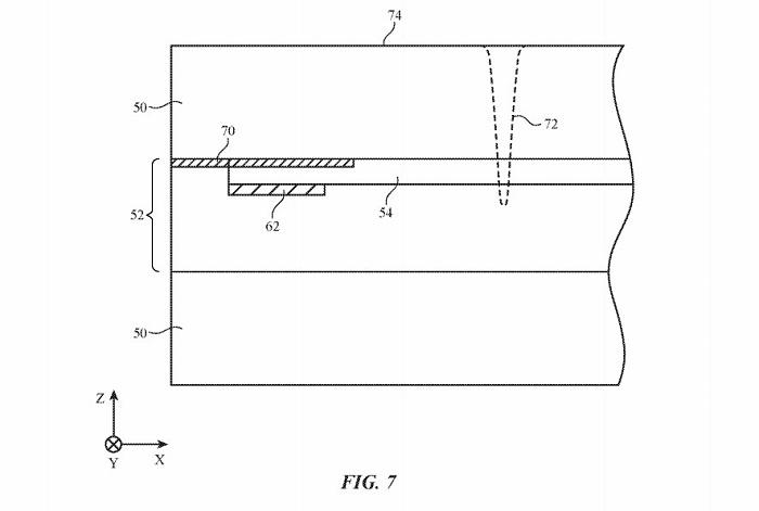 苹果申请了一项检测汽车玻璃是否有裂缝的系统专利