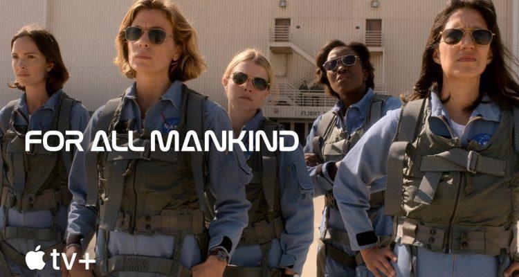 Apple TV+「为全人类」聚集第二季重新恢复拍摄