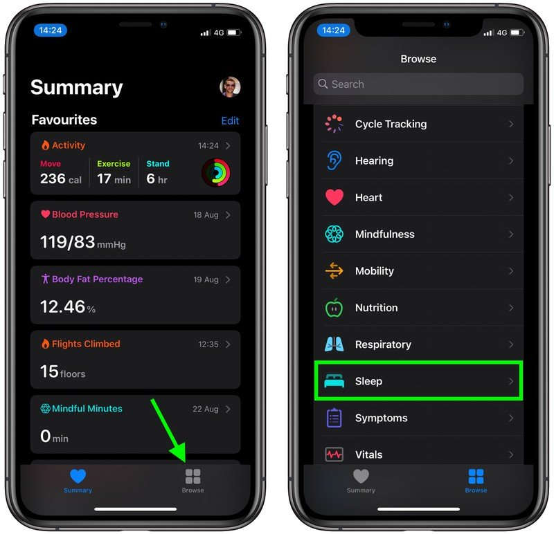 iOS 14 教程:如何在 iPhone 和 Apple Watch 上开启「睡眠模式」?
