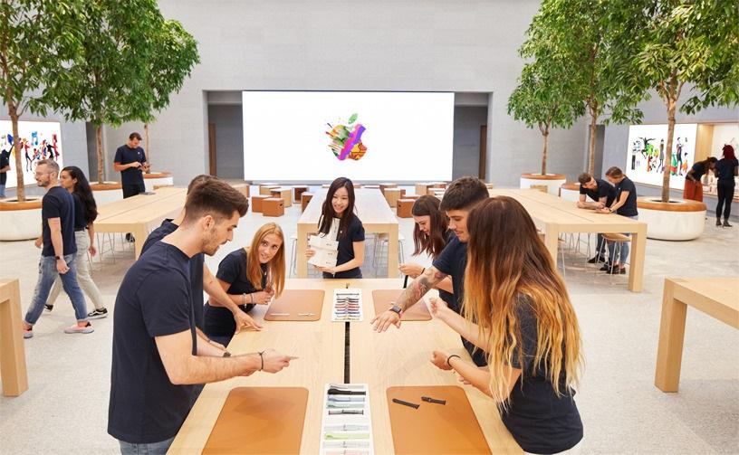 美国法院裁定,苹果公司须向零售员工支付等待行李被检查的时间费用