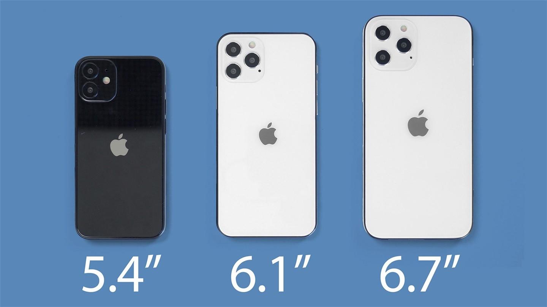 台媒重申:6.1 英寸的两款苹果 iPhone 12 将会率先亮相