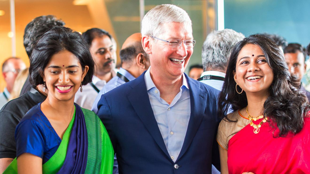 印度通讯部长:大约已有 8 家苹果代工厂从中国转移到印度